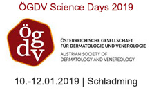 ÖGDV Science Days 2019